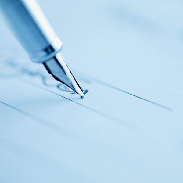 Osoba składająca podpis